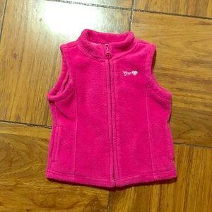 Girls Baby Gap Vest